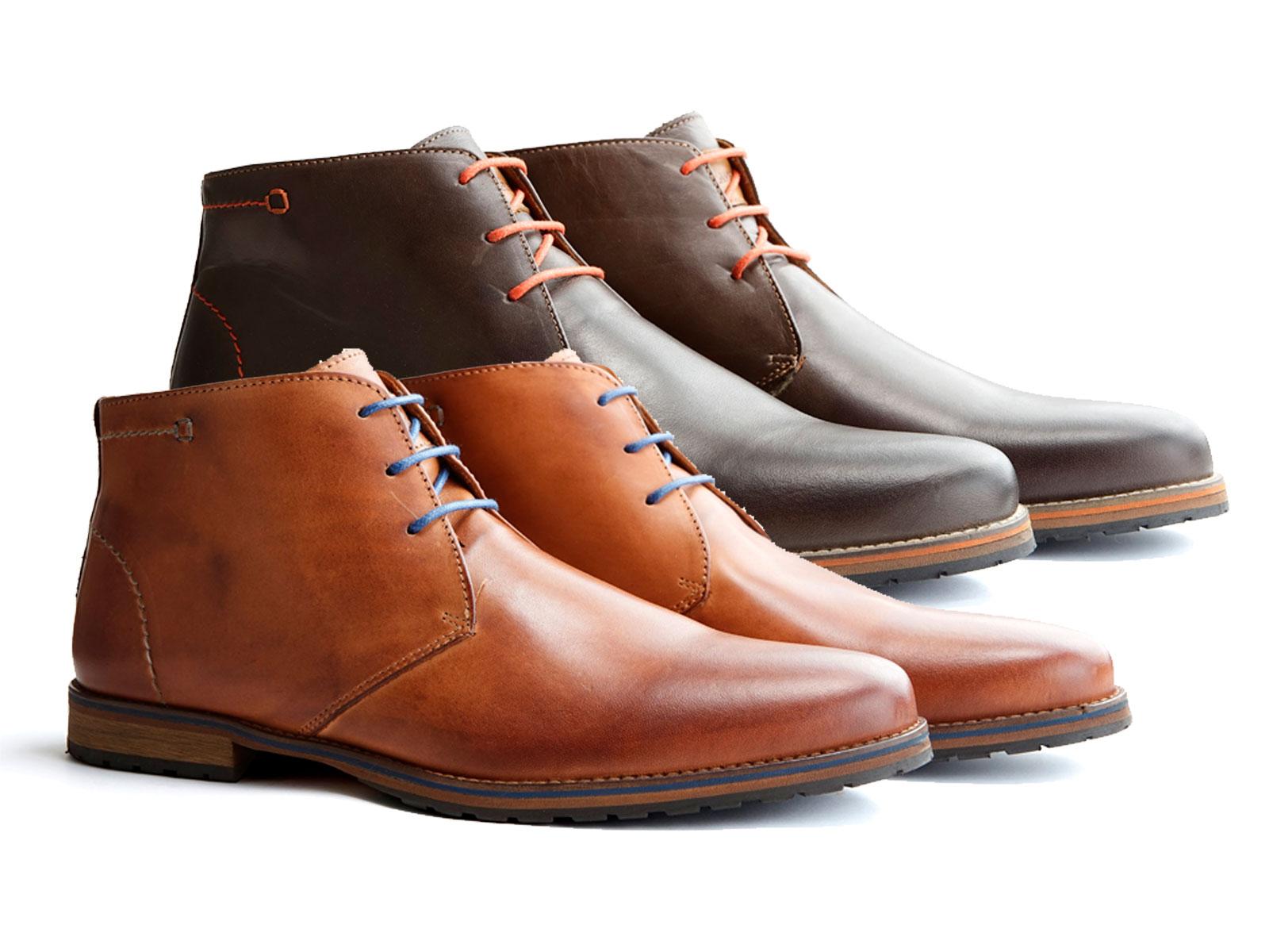 heren schoenen leer
