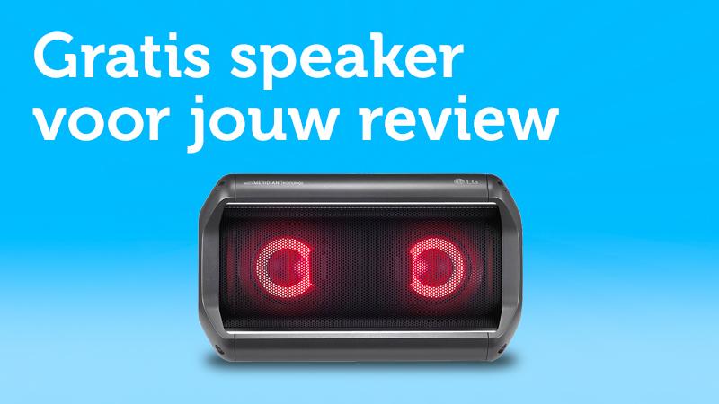 Wil jij de LG XBOOM Go PK5 reviewen?